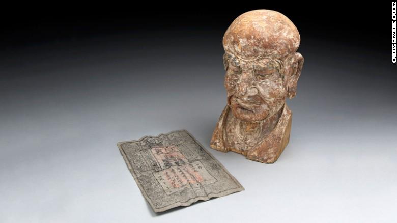700 жилийн настай толгойн нууц