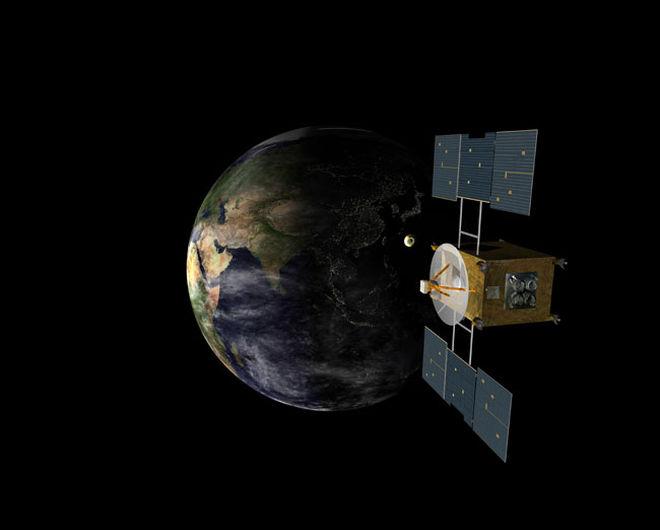 АНУ, Хятад ангарагийн төлөө
