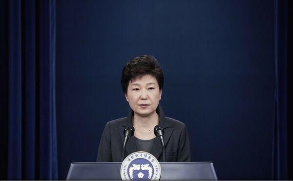 Өмнөд Солонгосын ерөнхийлөгч огцрох