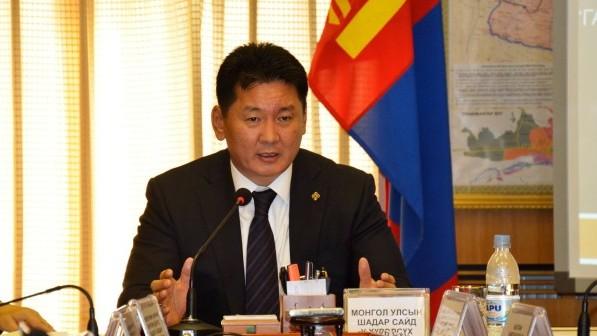 Монгол-ОХУ-ын Засгийн газар хоорондын комиссын хурал
