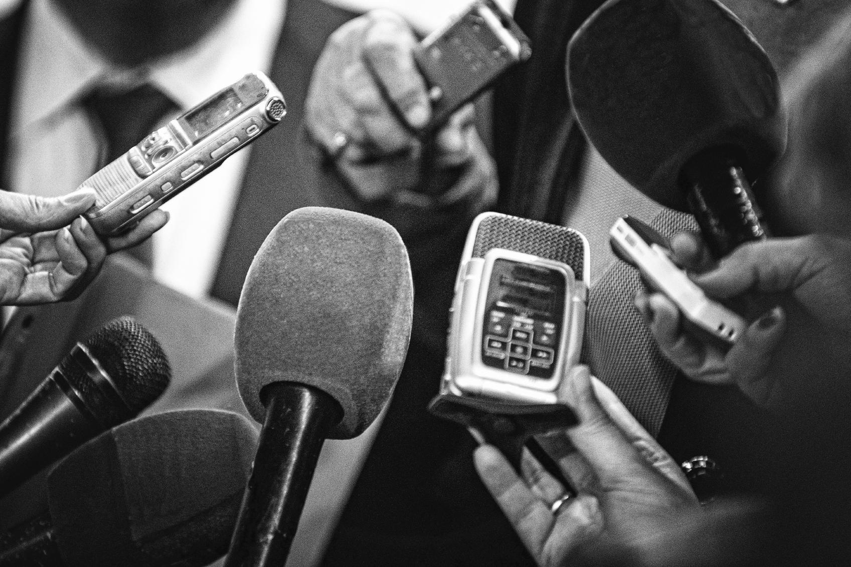 Сэтгүүлчдийн эсрэг гэмт үйлдэл