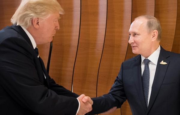 Путин Трамп хоёр өнөөдөр уулзана