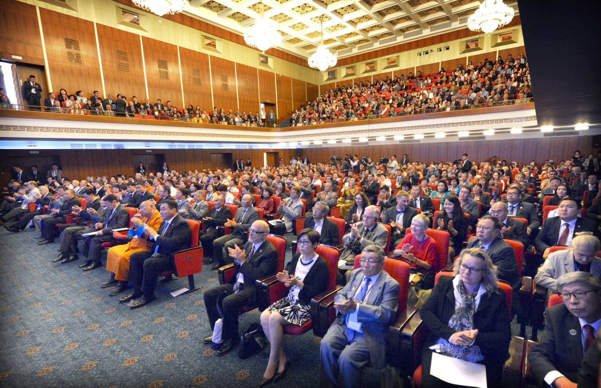 Олон Улсын Монгол Судлалын Холбоо,