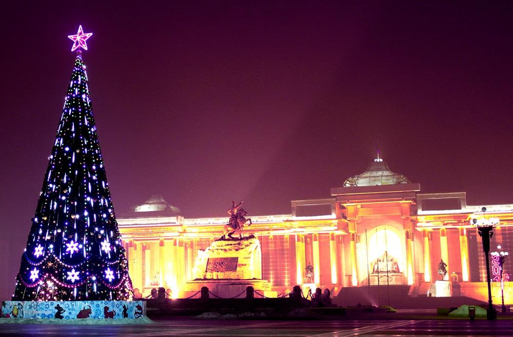ОБЕГ: Шинэ жилийн баяраар аюулгүй...
