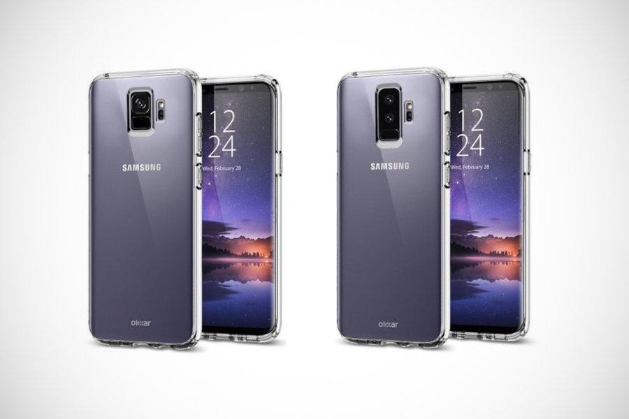 Samsung Galaxy S9: Шинэ загвар мөн...
