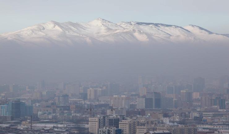 Нийслэл хотын агаар гамшигийн...