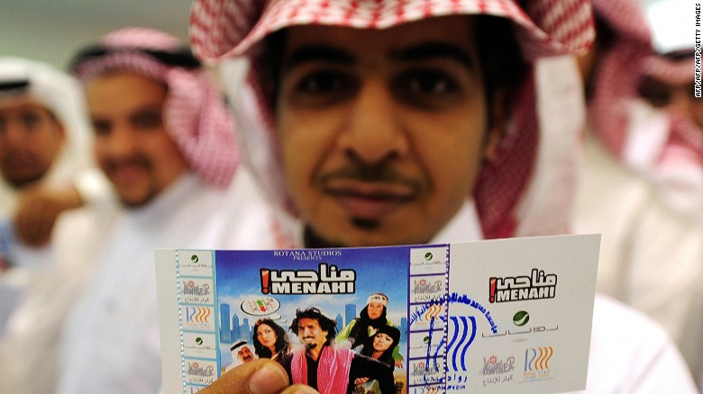 Саудын Араб улс 35 жил хориглосны эцэст анх удаа