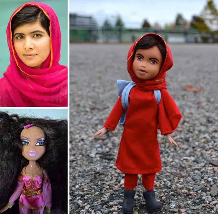 Нобелийн шагналт Малала охины дүрээр