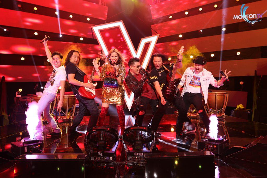 """Voice of Mongolia"" шоуны YOUTUBE..."