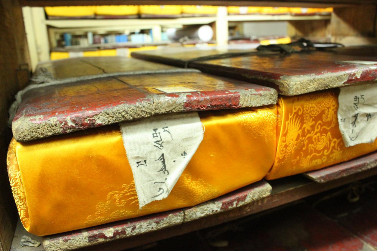 Үндэсний номын сан 3 сая гаруй ном...