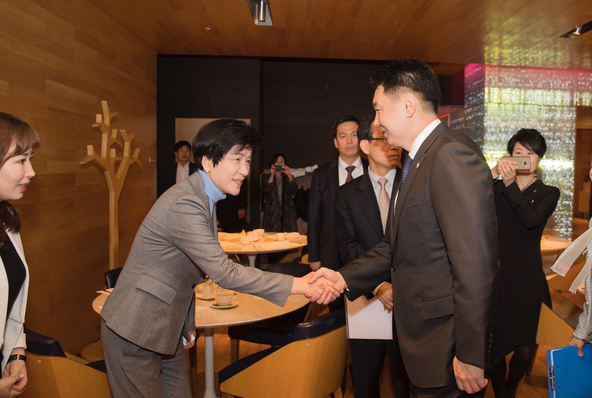 Солонгос улсад гэрээт ажиллагсдын квотыг
