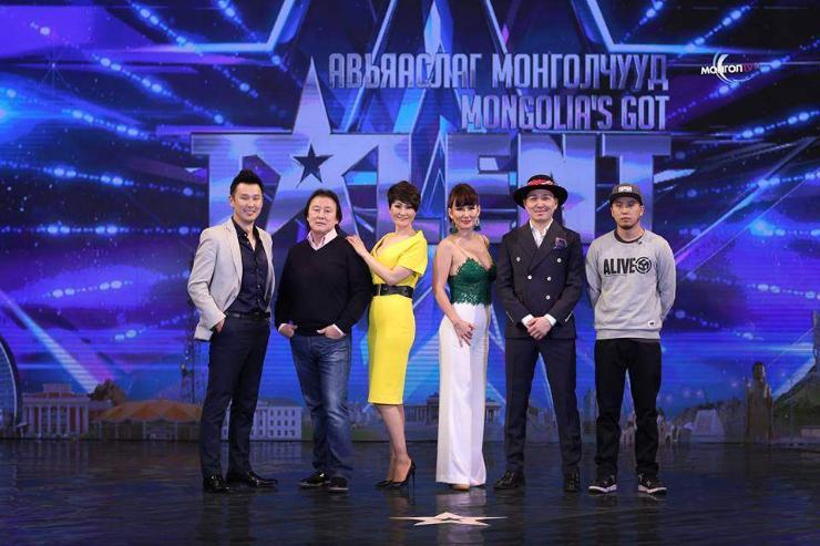 Talent mongolia