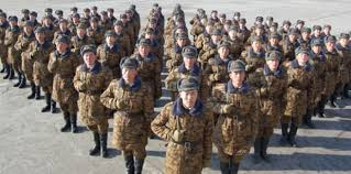 Цэргийн үүрэгтэн, бэлтгэл офицеруудын...