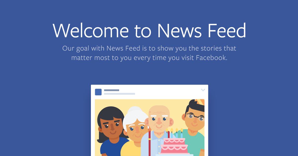 Фэйсбүүкийн NEWS FEED-ийн өөрчлөлт...