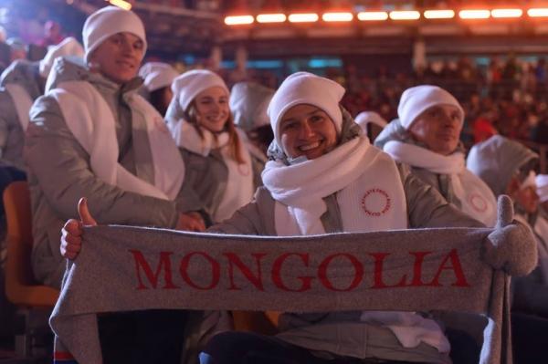 ОХУ-ын тамирчин бүсгүй Монголын...