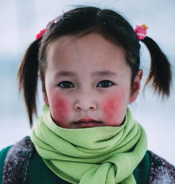 ФОТО: Монгол хүүхдийн хөрөг...