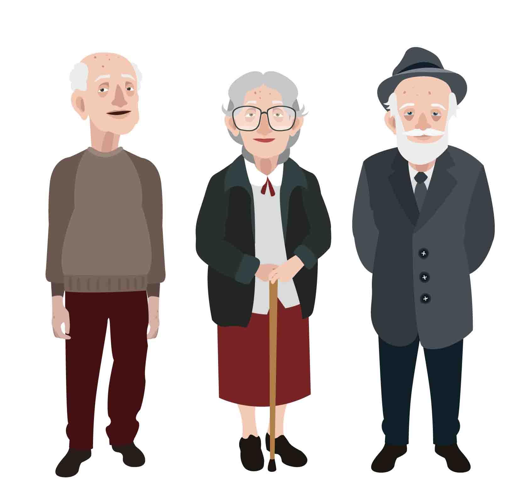 100-аас дээш настай 121 ӨНДӨР НАСТАН