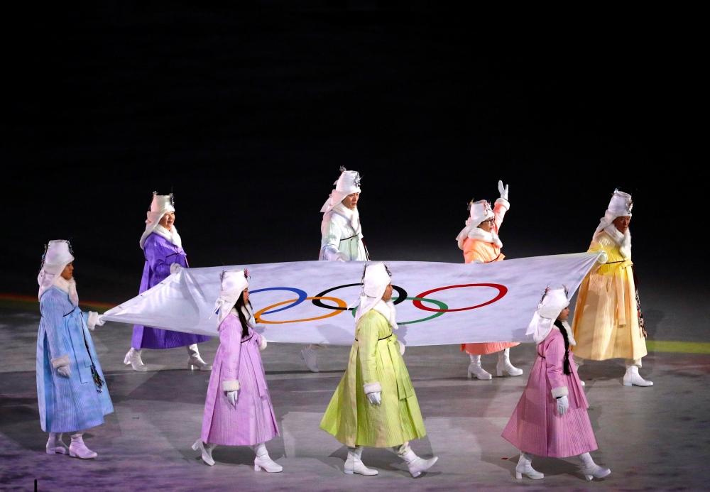 23 дахь Өвлийн олимпийн БАМБАР аслаа