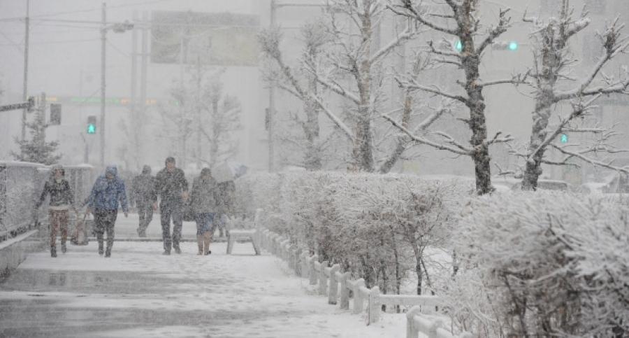 Цас орж, цасааар шуурахыг анхааруулж...