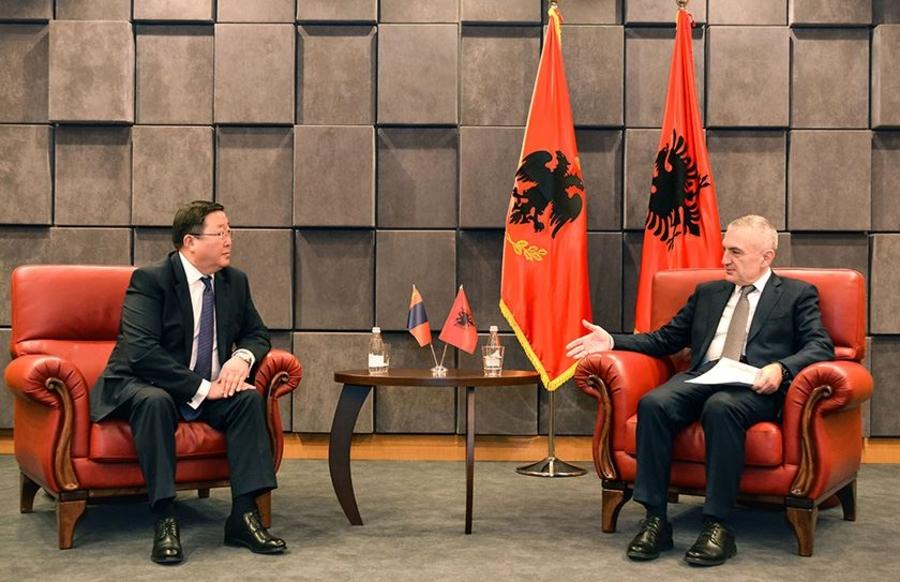 Бүгд найрамдах Албани улсын...