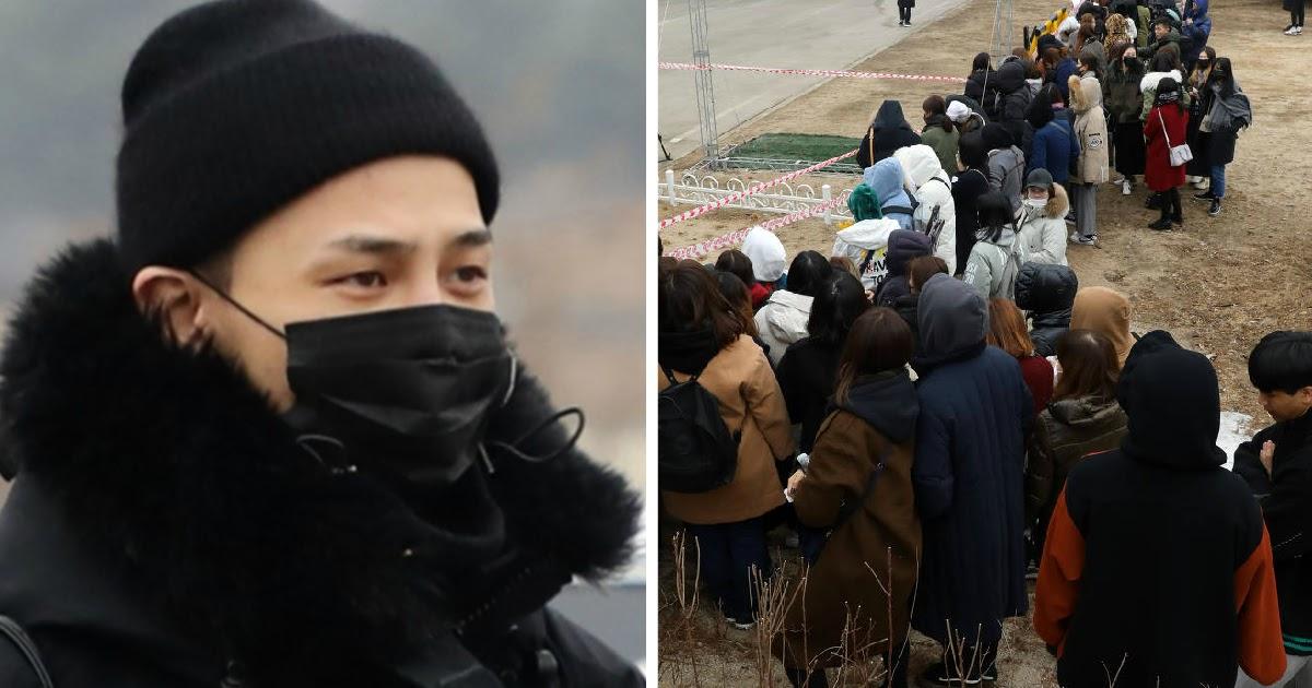 Солонгосын алдарт дуучин Жи-Драгон