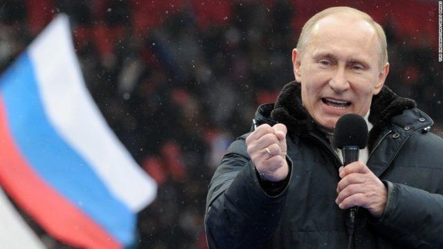 В.Путин ОХ