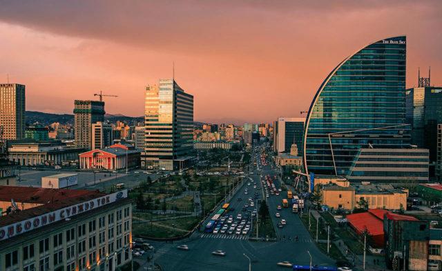 Utaagui Ulaanbaatar hot bolno