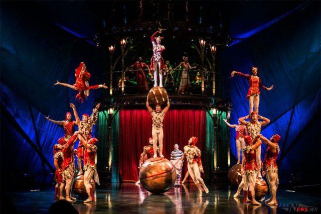 Дэлхийн цирк дөрөвдүгээр сарын 1...