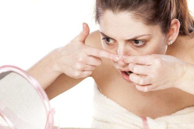 Нимбэгтэй халуун уураар хамрын батгаа устгая...