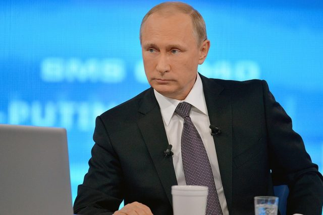 Bladimir Putin