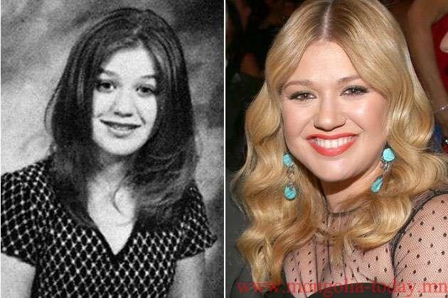 "Rita Ora ""дуучин, жүжигчин""  Kelly Clarkson ""дуучин"""