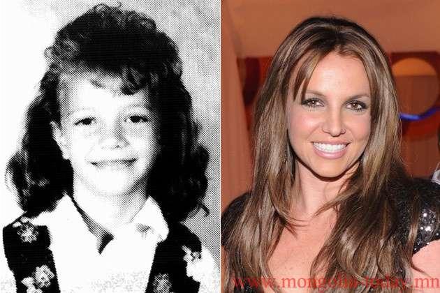 "Britney Spears ""дуучин"""