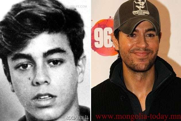 """Enrique Iglesias """"дуучин"""""""