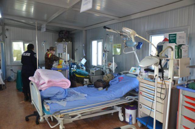 Хээрийн эмнэлэг