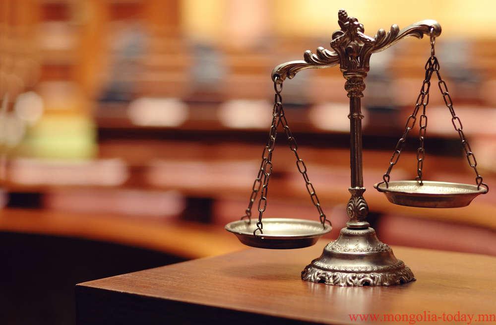 Эрхзүйн байдлын тухай хуулийн шинэчилсэн найруулгын