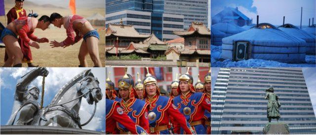 mongoliin zagwar