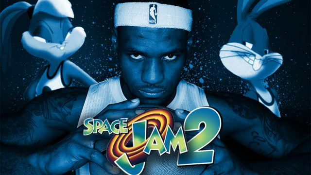 """Space Jam 2""_Lebron James"