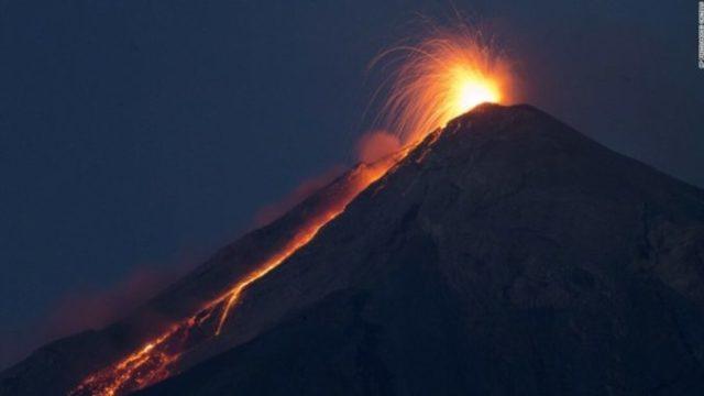 Galt uul- Guatemala-fuego