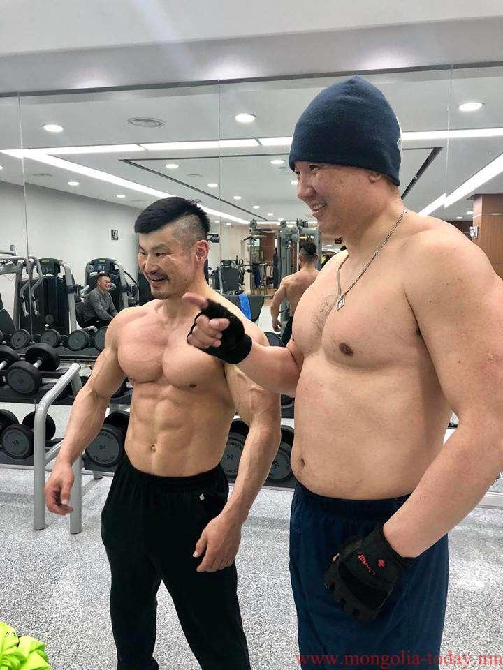 Mongolia-eronhii said-Khurelsukh