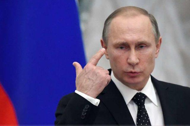 Putin ba awilga