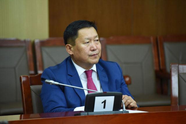 Mongol-bank-eronhiilogch-bayrsaijhan