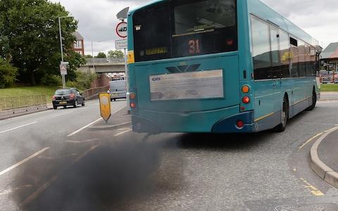 diesel-bus