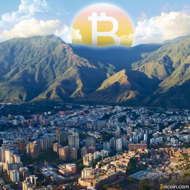 Venezuela-crypto