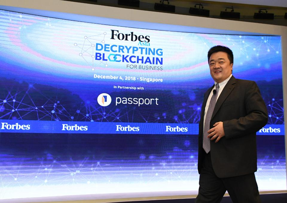 ёDecrypting Blockchain for Busines-bobby Lee-2018