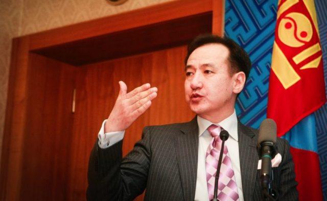 said-Tsogtbaatar