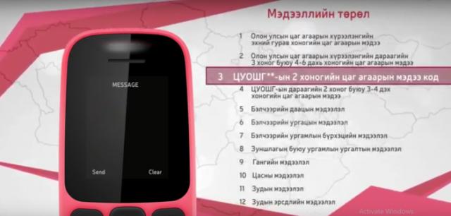 tsag-agaariin-medee-sms