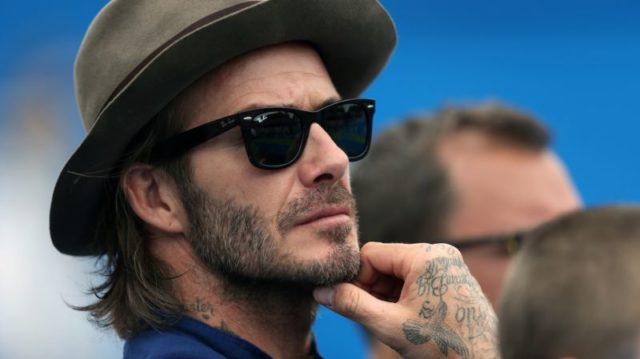 David Beckham-2019