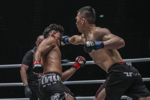 MGL-1 Fighting Championship-Amarsanaa