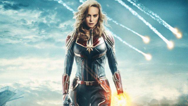 Captain Marvel,