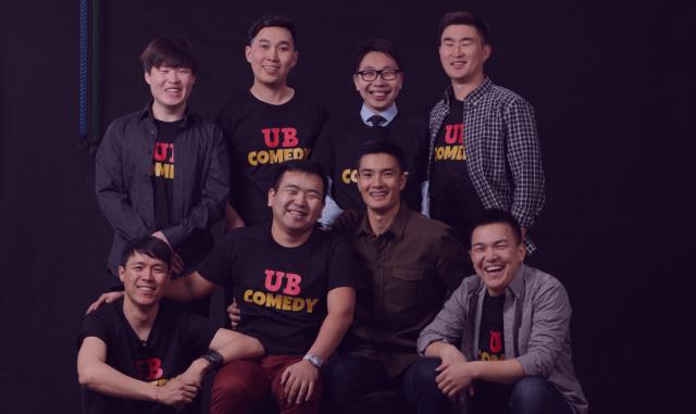 UB-comedy